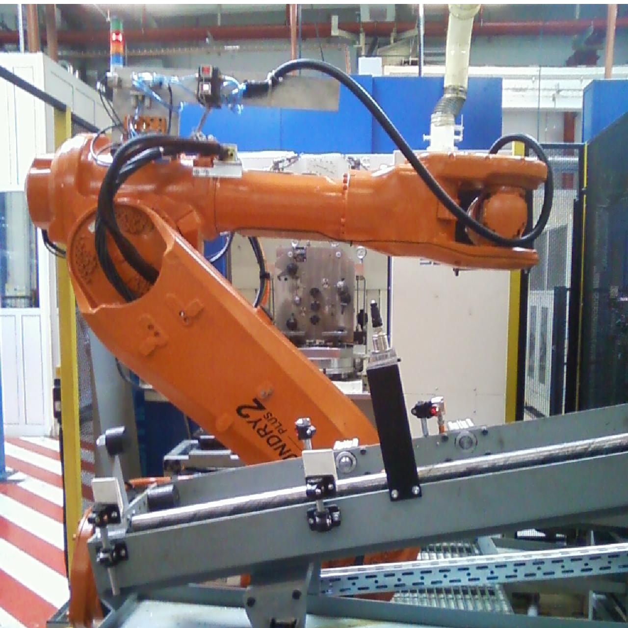 ROBOT CARTER CYLINDERS  CELL_ DACIA
