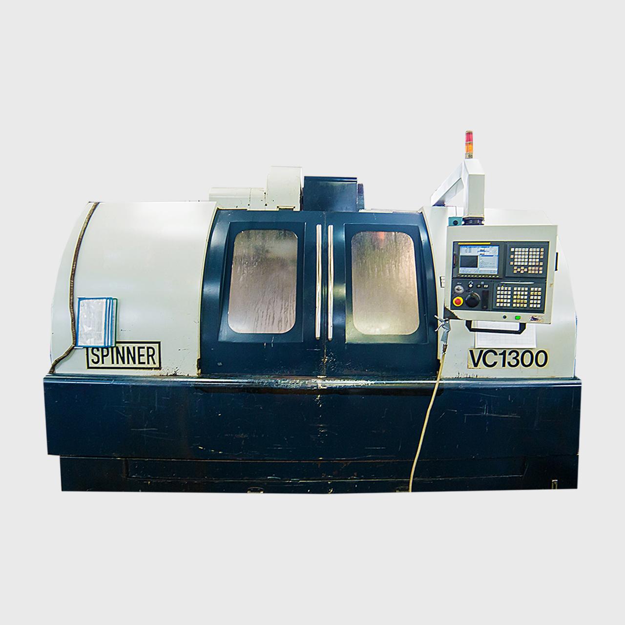 CENTRUL DE FREZARE CNC SPINNER VC1300 4 AXE