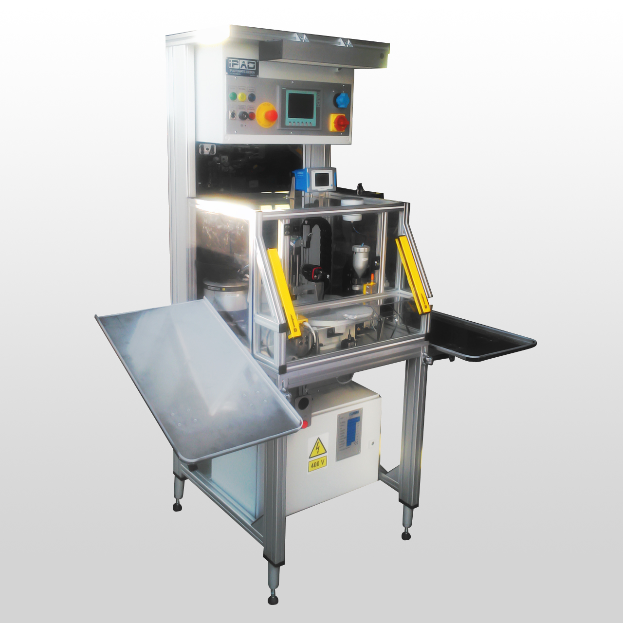 Automatic assembling machine